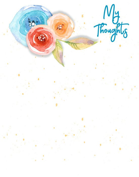 MyThoughtsFlowers